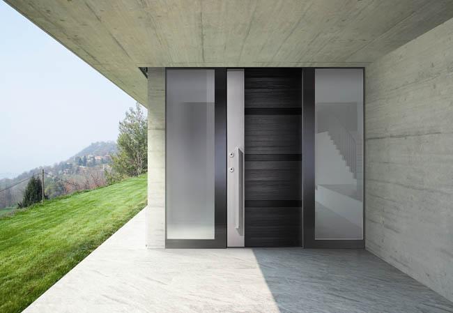 входные двери современые